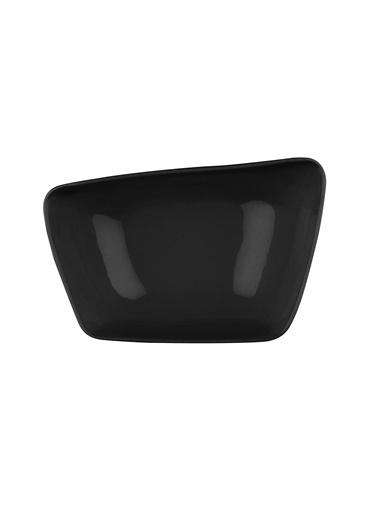 Kütahya Porselen Arp 20X13 Cm Kase Siyah Siyah